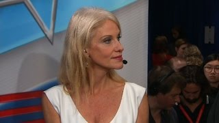 Conway on Trump tape: Stop saying sexual assault