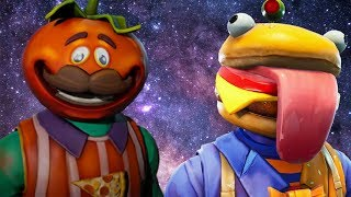 New Fortnite Food Fight Gamemode | Fortnite new ltm | Fortnite Clan Tryouts Ps4