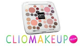Review Recensione Em Michelle Phan DAY Life Palette