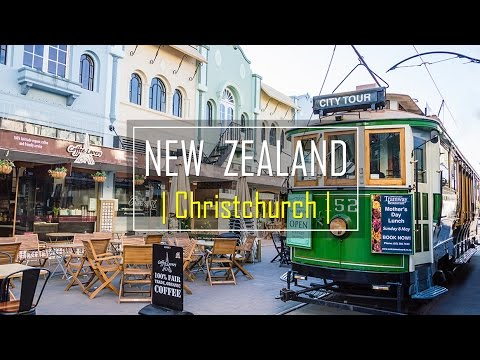 Christchurch, Canterbury | New Zealand | in 3 mins