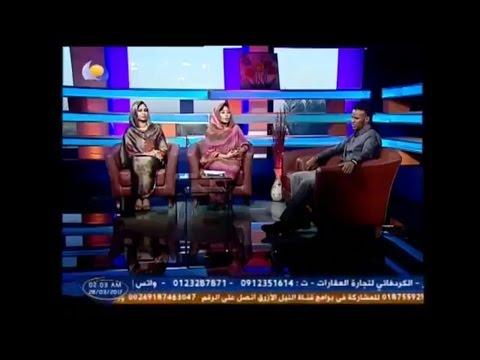 Nimcaan Hilaac Oo Waraysi Caalami ah Siiyay TV-GA SUDAN Iyo Heeso Uu Kuso Bandhigay 2017