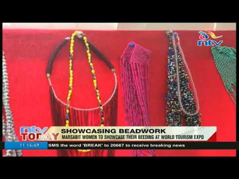 Marsabit women to showcase their beading at world tourism expo