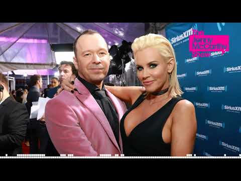 Jenny McCarthy on her anniversary weekend with Donnie Wahlberg