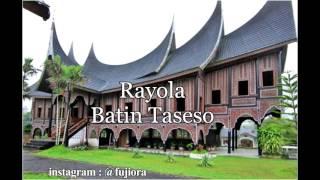 Cover lagu minang terbaru rayola - batin taseso