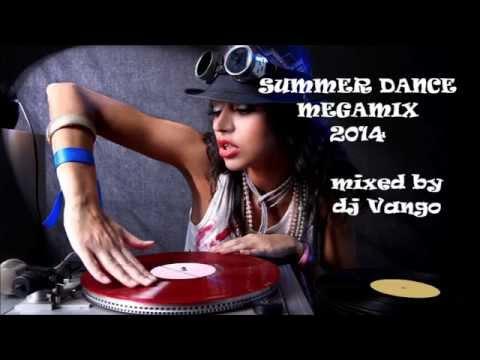 SUMMER DANCE MEGAMIX 2014