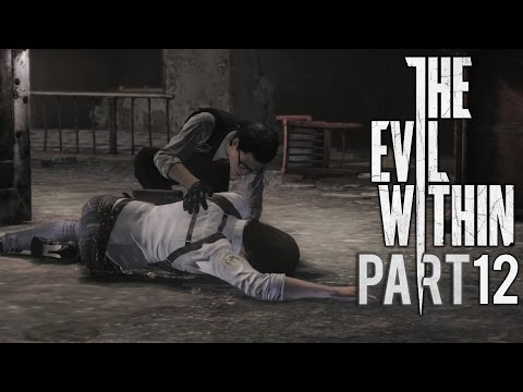 THE EVIL WITHIN #012: FALLEN ÜBER FALLEN [FACECAM] | Deutsches Let's Play | Brain