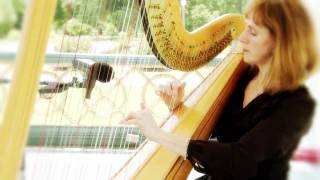 Sydney, Australia Harpist, Eva Murphy, Video #3: Eva Plays Harp Music Compilation for weddings