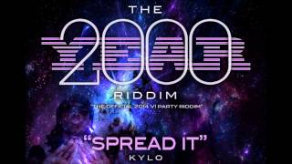 "New Kylo & Stylee Band - Spread It ""2014 Virgin Islands Soca"" (Marvelous Productions)"