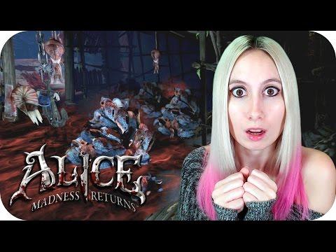 LA MASACRE GORE DEL MAR :( - Alice: Madness Returns Ep 11