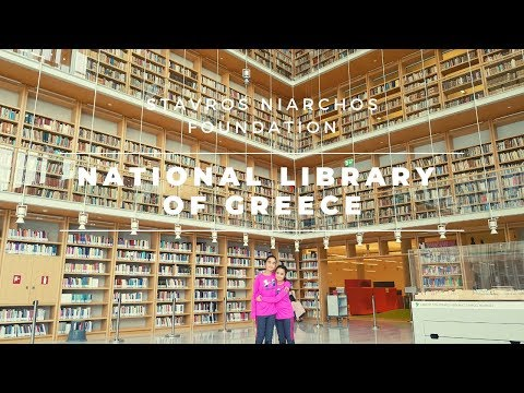 ATHENS: Episode 18 - National Library of Greece
