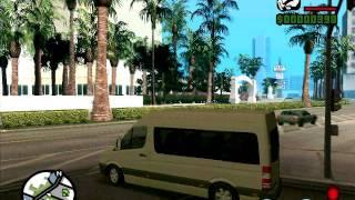Mercedes-Sprinter-311CDi-passenger for Gta San Andreas