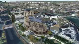 París monumental (Francia) / Monumental Paris (France) [IGEO.TV]