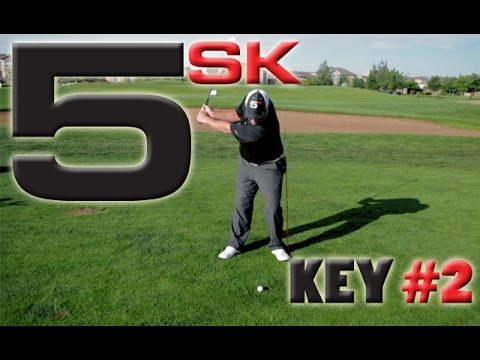 5 Simple Keys to Golf Consistency: Keep Weight Forward