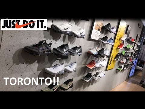 Toronto Sneaker Stores! Back To School Sneaker Shopping