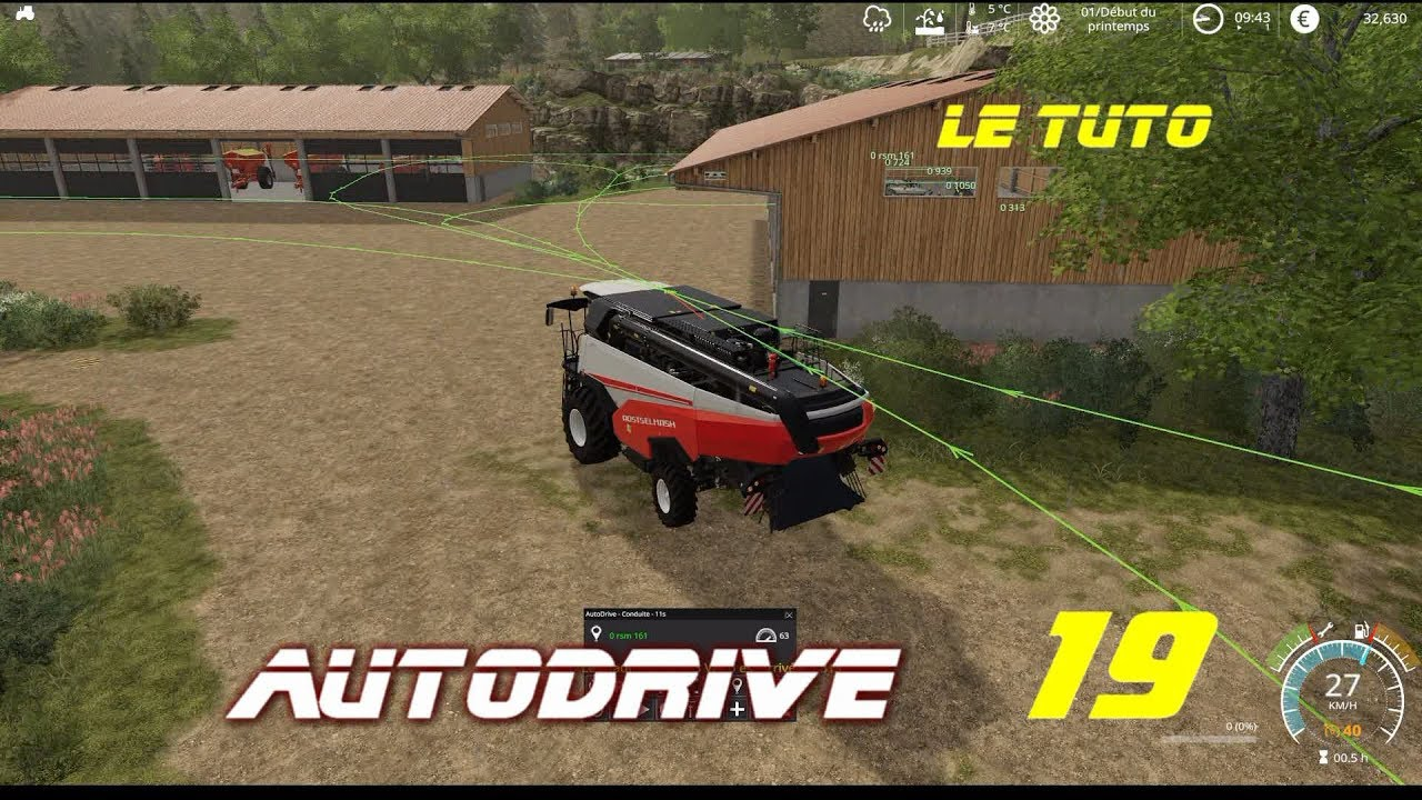 11 63 MB] Courseplay+Autodrive FS19, Download Mp3/Mp4 #2112