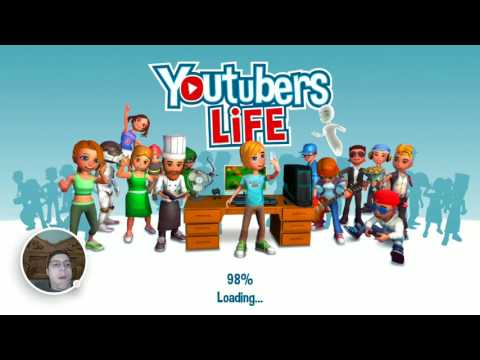 I can't believe I got this game YouTubers life part 1 |