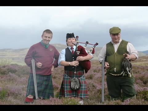 Fieldsports Britain : Grouse on the Glorious Twelfth, roebucks and trapping salmon (episode 2)