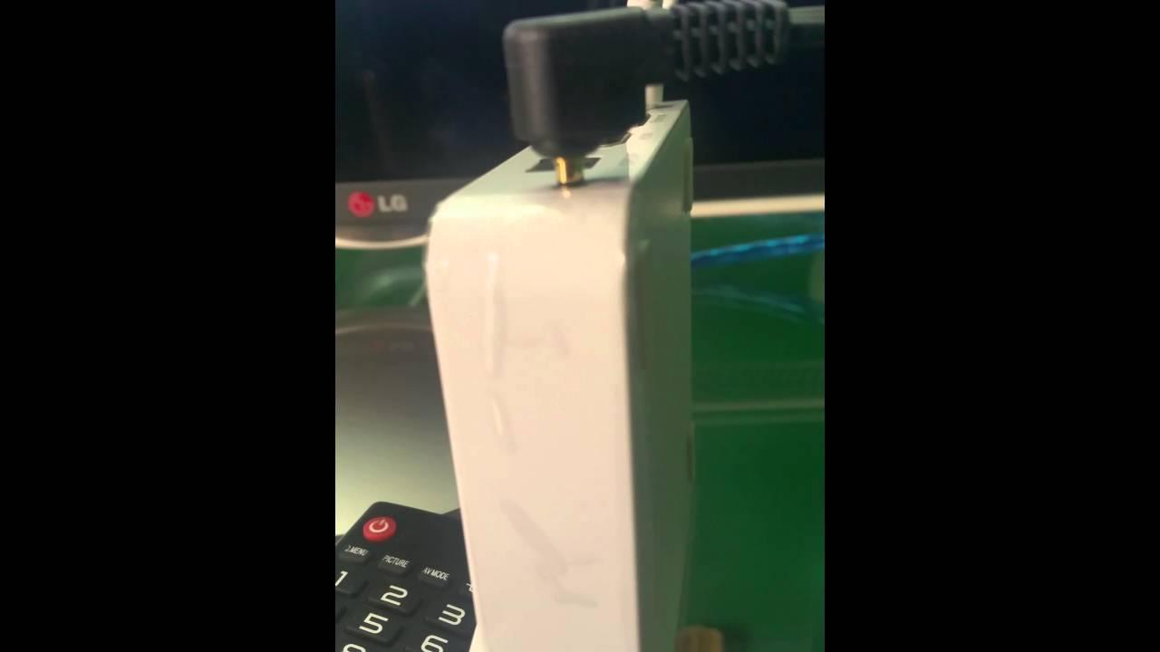 Hướng dẫn kết nối Android TV Box với TV cũ CRT đít lòi