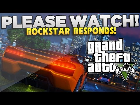 GTA 5 PC Gameplay Official Trailer *Removed 60FPS* Rockstar Games Responds (Please Share)