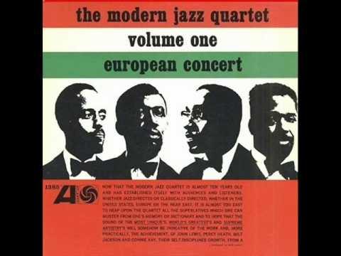 The Modern Jazz Quartet in Stockholm - Django