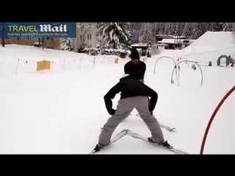 Skiing in Laax: TravelMail.co.uk video