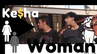 Woman - Kesha ft. The Dap-Kings Horns   Dance Cover