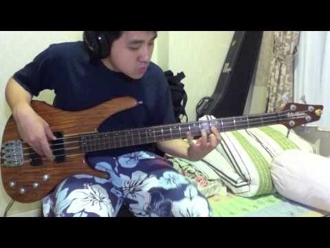 Fourplay - Max O Man Bass Cover