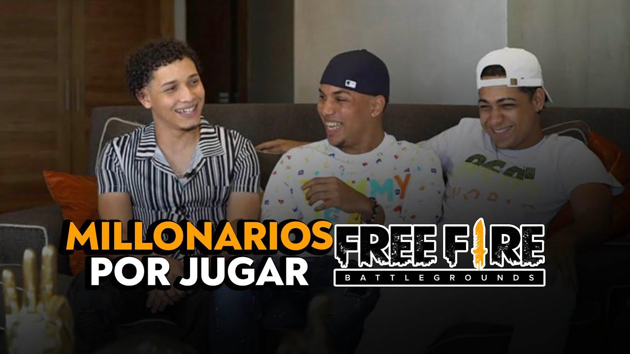 Download ¡GANAN MILLONES DE PESOS POR JUGAR FREEFIRE! 💰🔥(ElChino_RB,RE4LG4LIFE,TheNino,Domidios,DaniGamer)