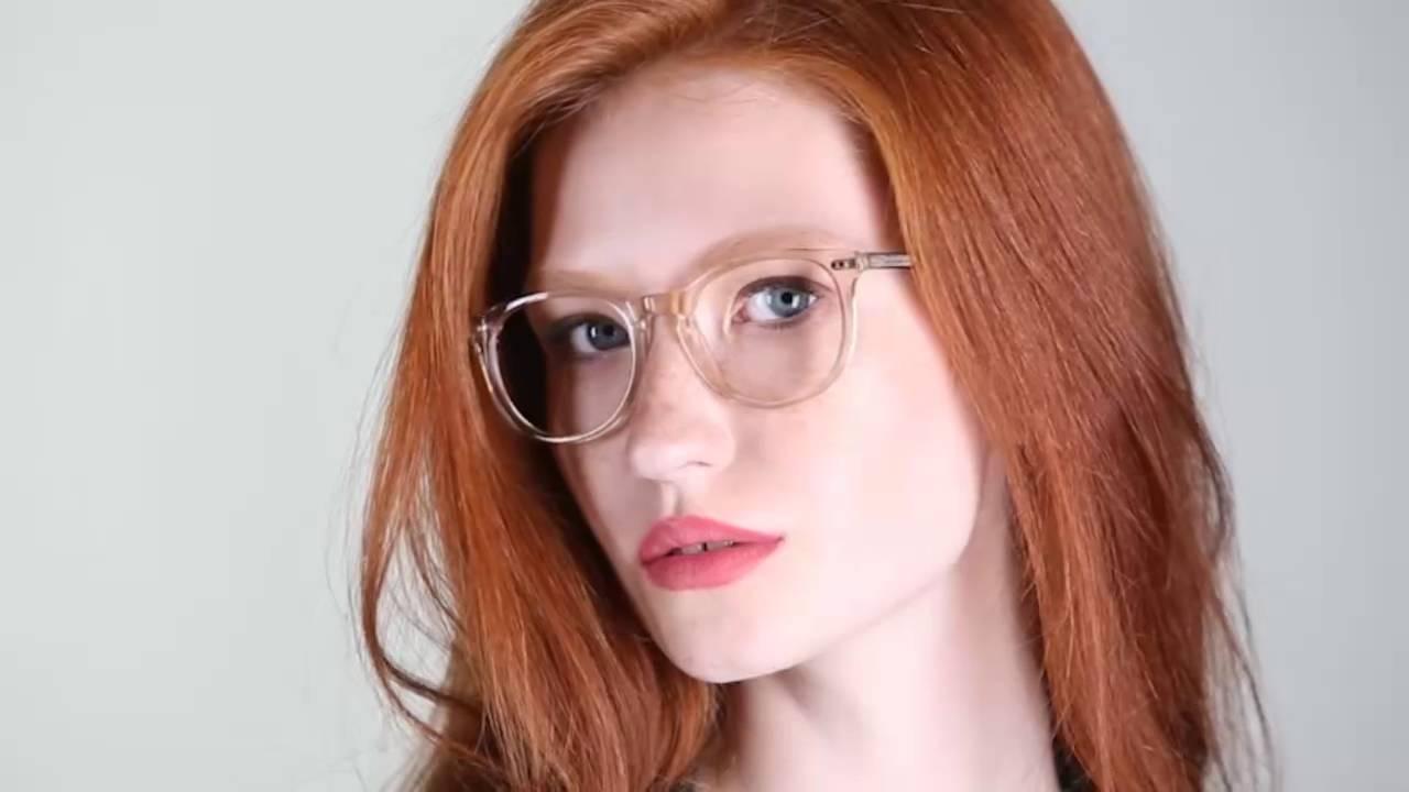 6ebb83f7774 Aura Eyeglasses in Champagne for Women
