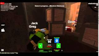ROBLOX #10 The return of the Mad Murderer