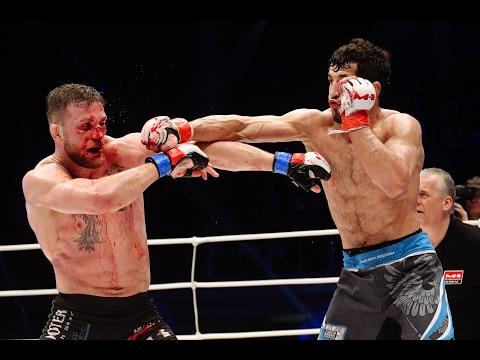Stephan Puetz vs Rashid Yusupov, M-1 Challenge 74, FULL HD