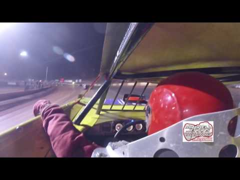 Dalton Polston 525 Latemodel In-Car Dixie Speedway 6/3/17!
