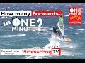 One Minute Forward Loop Challenge - Marc Pare - Windsurfing.TV