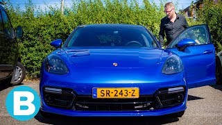 Allemachtig, wat een auto: Porsche's 'Frankenstein-auto' rijdt geweldig