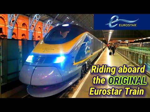 EUROSTAR E300, Standard Class, MARSEILLE - LONDON ST PANCRAS, 03/05/19