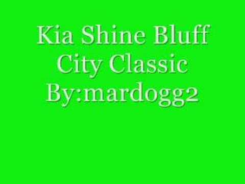 Kia Shine Feat 8 Ball And MJG- Bluff City Classic