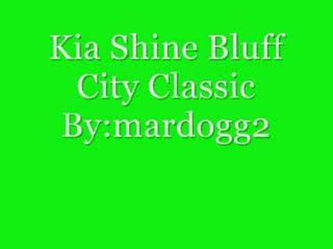 Kia Shine Feat 8 Ball And MJG- Bluff City Classic