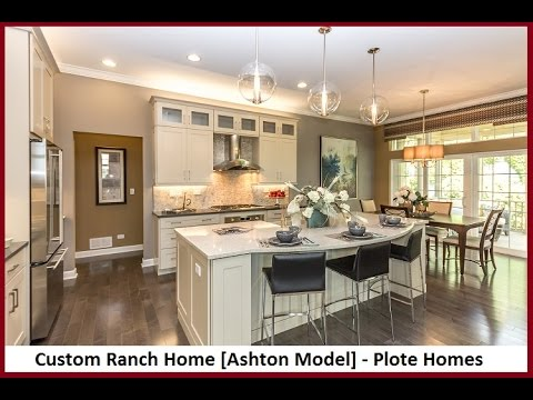 Gorgeous Ranch Home at Cliffs of Fontana | Plote Homes' Ashton Model