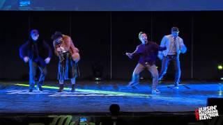 Dance Theatre 2015 Miz Brown & Ritmi Sotterranei tributo a James Brown