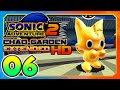 SUPER TAILS CHAO! | Sonic Adventure 2 HD: Chao Garden - Part 6