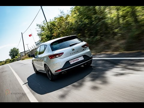 TEST | Seat Leon Cupra 290 [English Subtitled]
