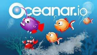 Oceana.Io - เกมส์ปลาสุดโหดที่ต้องไปเป็นฝูง