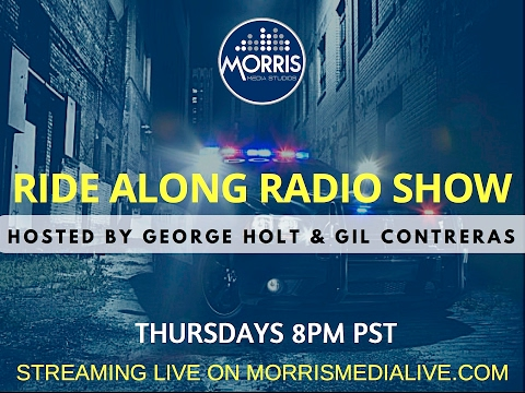 Ride Along Radio w/George & Gilbert GUEST: MARSHALL MC CLAIN 2-2-17