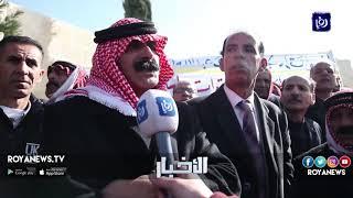 متقاعدون عسكريون يطالبون بإلغاء قرار تسريحهم - (13-1-2019)