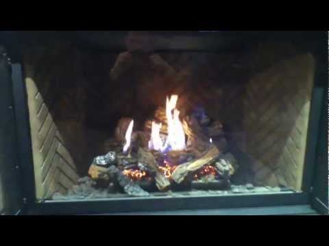 Blocking up an unused fireplace