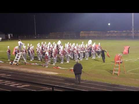 Eaton Rapids High School Band 2016 MSBOA Marching Band Festival