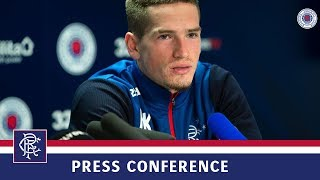 PRESS CONFERENCE | Gerrard & Kent | 12 Sep 2019