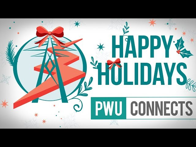 PWU Connects - Ep. 03: Happy Holidays!