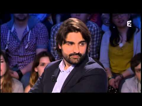 Fabrice Arfi & l'affaire Cahuzac On n'est pas couché 25 mai 2013 #ONPC