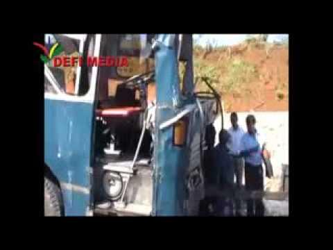 25 blessés dans un accident à Montagne-Ory